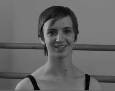 Utah Valley Civic Ballet Dancer